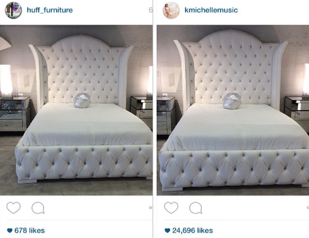 K Michelle Whasserface Huff Furniture 9 Straight From The A Sfta