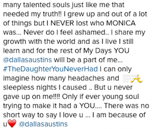 Monica Brown Ms Thang Tribute 2