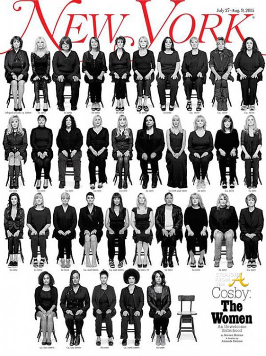 NY Magazine Cosby Accusers 2015