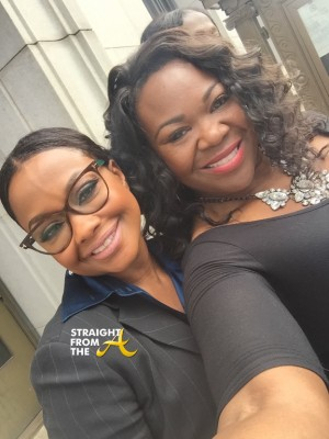 Phaedra Parks Michelle ATLien Brown 3