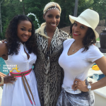#RHOA Phaedra Parks, Porsha Williams & More Attend Nene Leakes 'Ladies Lunch' Housewarming Party… [PHOTOS/VIDEO]