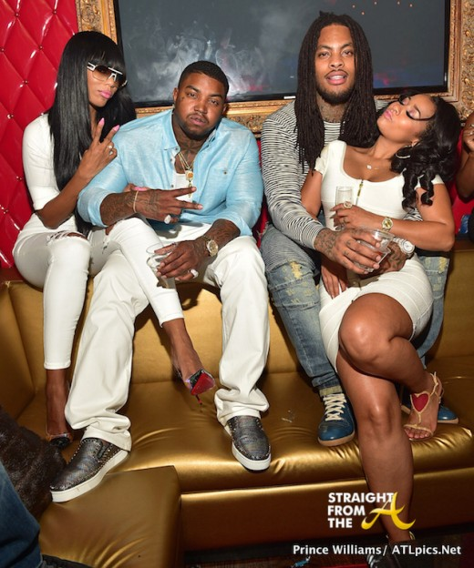 Bambi Scrappy Waka Flocka Tammy Rivera