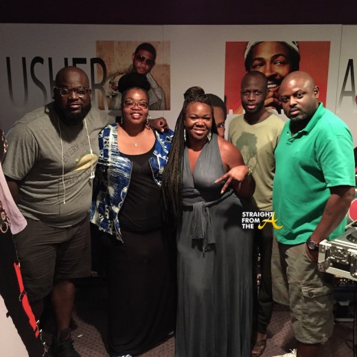 Darius Cooks Jill Tracey Michelle ATLien Brown Funky Dineva Blaze Comedy