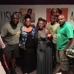 Bloggers ATLien & Darius Cooks Talk 'Social Media & Money' on Miami's 'HOT TALK w/ Jill Tracey… [AUDIO]
