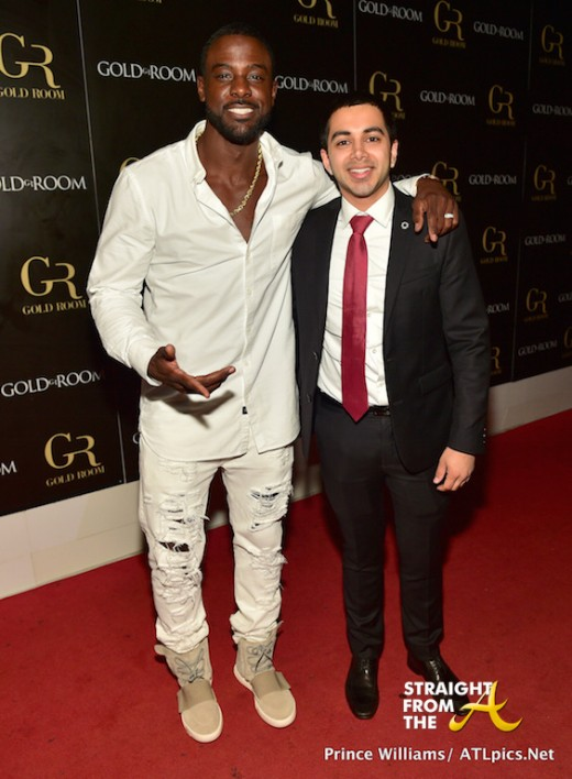 Lance Gross and Mo from Icebox Jewelry
