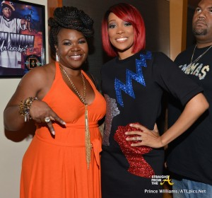 Michelle ATLien Brown Monica Brown - Code Red 2
