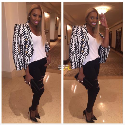 Nene Leakes Balmain 2015