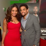 Sanaa Lathan & Michael Ealy Attend 'The Perfect Guy' Atlanta Media Dinner at Time Restaurant… [PHOTOS + VIDEO]