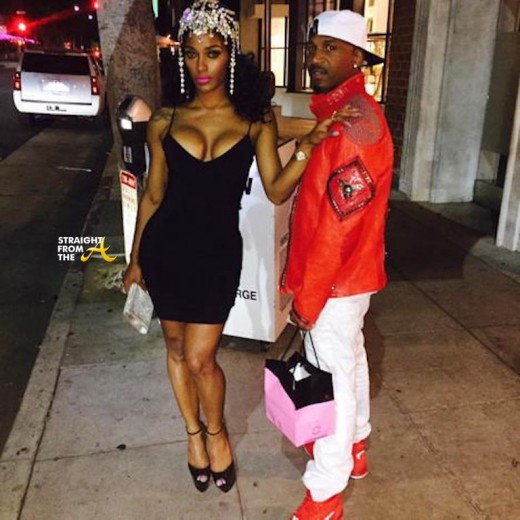 THe Jordans Take LA - Stevie J Joseline 3