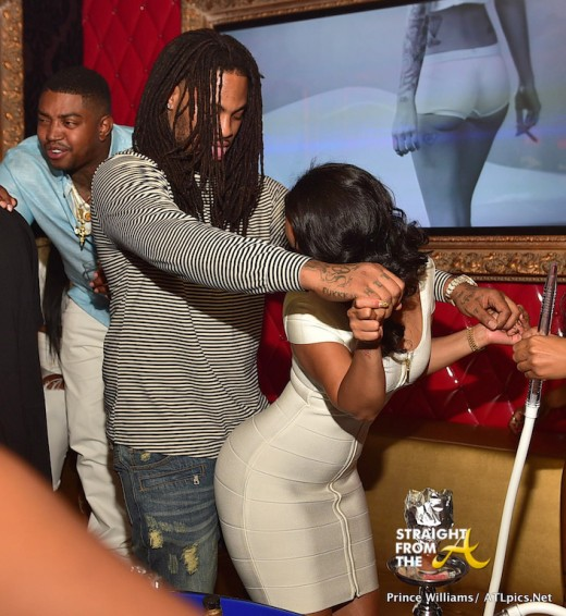 Waka Flocka Tammy Rivera Dance