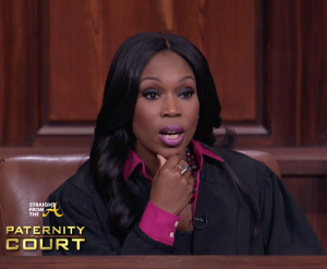 Lauren Lake Paternity Court 1