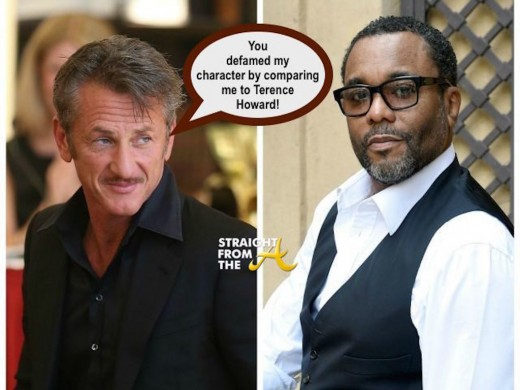 Sean Penn Lee Daniels 2