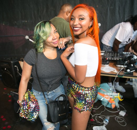 Tiny and Zonnique