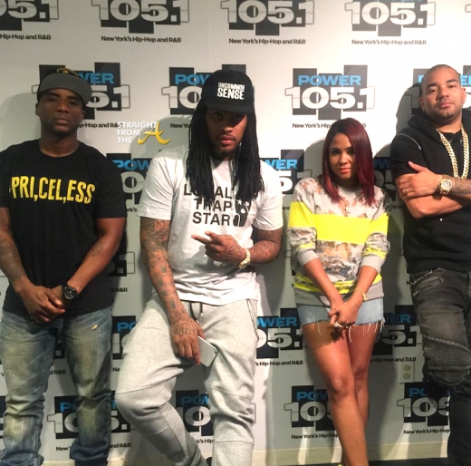 Waka Flocka The Breakfast Club 3