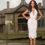 Contractor Sues #RHOA Sheree Whitfield Over Unfinished Chateau Sheree Construction Project…