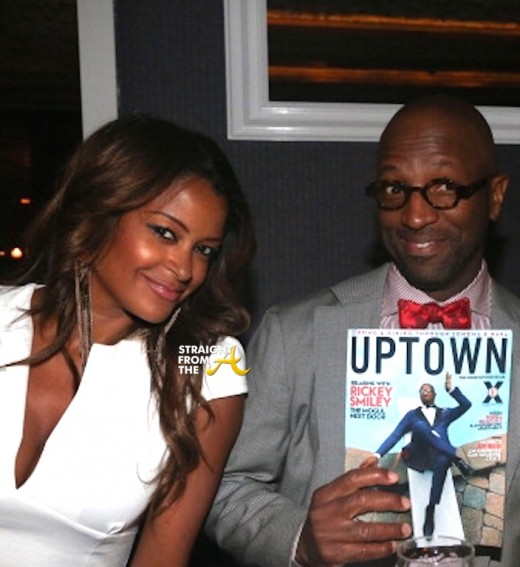 Claudia Jordan Rickey Smiley