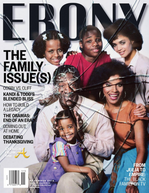 Ebony Magazine November 2015