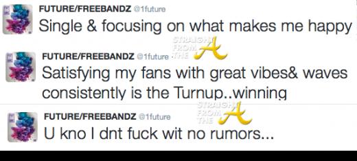 Future Blac Chyna Tweets 2015