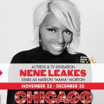 NeNe Leakes Headed (Back) To Broadway in CHICAGO…