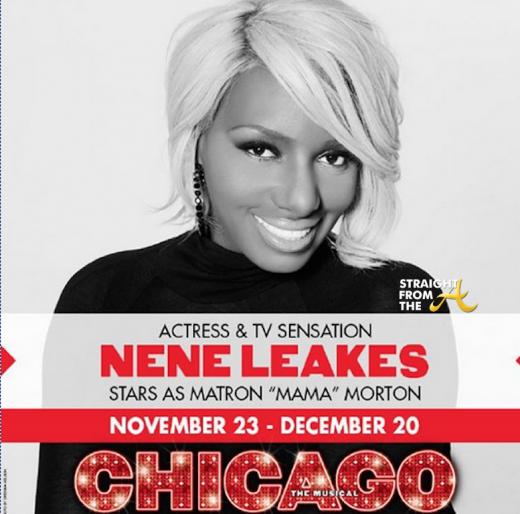 Nene Leakes Broadway StraightFromTheA