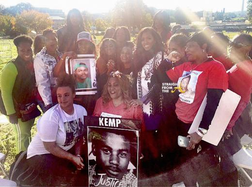 Phaedra Parks Porsha Williams Mothers of Slain Sons