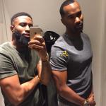 Instagram Flexin: Son Shocked When 'Sexy Dad' Selfie Goes Viral… [PHOTOS + VIDEO]