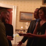 WATCH THIS! Usher Gets 'Happy Birthday' Serenade From President Barack Obama the First Lady… [PHOTOS + VIDEO]