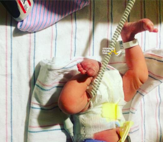 Benzino Althea Baby Boy
