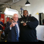 WATCH: Killer Mike Delivers Powerful Endorsement Speech for Bernie Sanders… [PHOTOS + VIDEO]