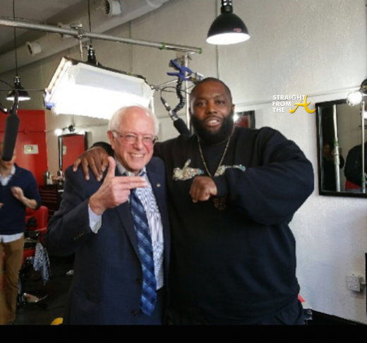 Bernie Sanders Killer Mike 3