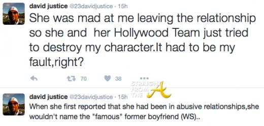 David Justice Tweets 3
