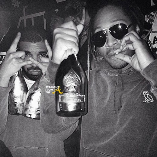 Drake Future Ace of Spades