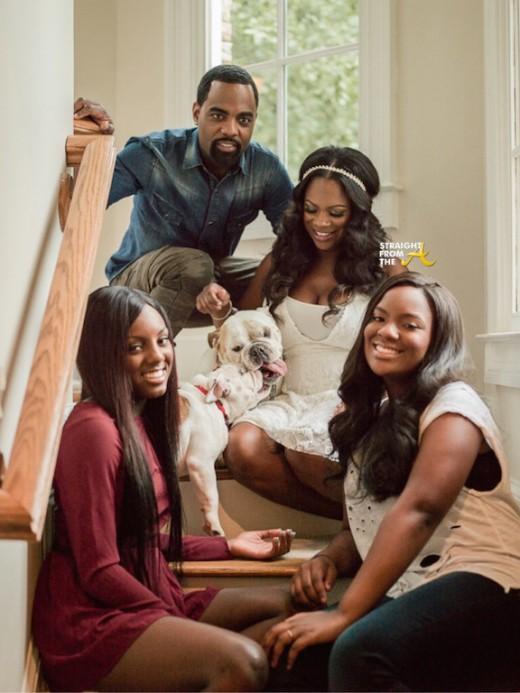 Kandi Todd Tucker Family Ebony 2015