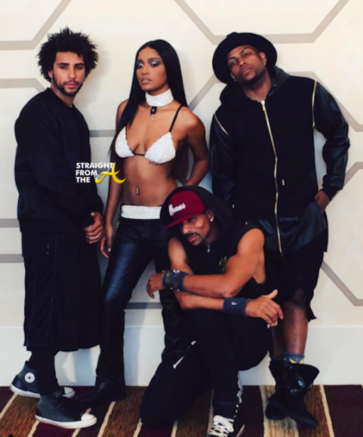 Keke Palmer as Aaliyah - Halloween 2015 3