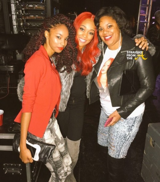Monica and Fans - Code Red Memphis 4