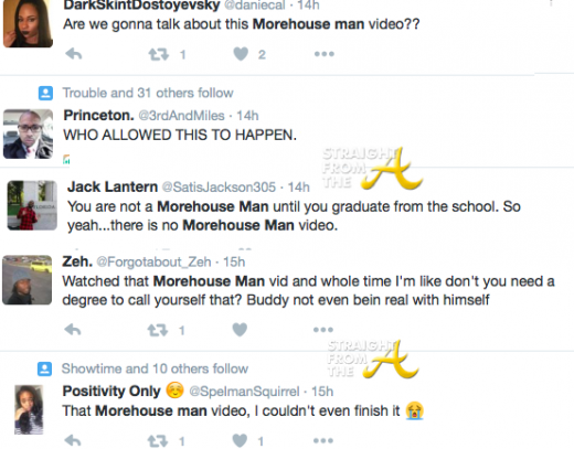 Morehouse Man Tweets 2