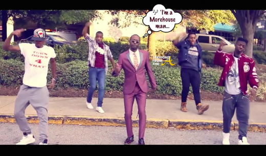 Morehouse Man Video StraightFromTheA