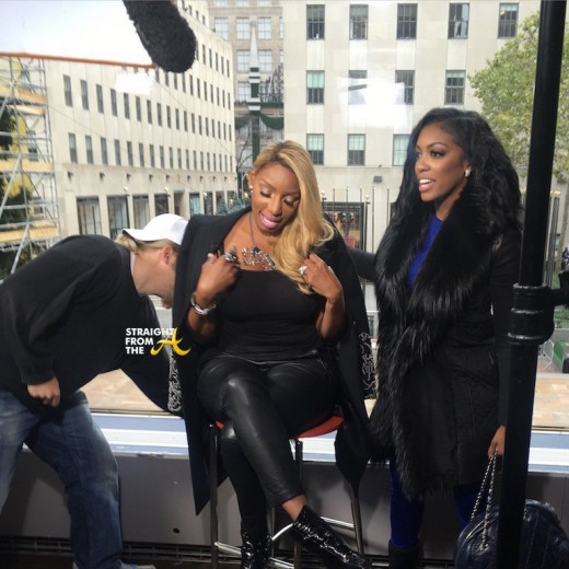 Nene Leakes Porsha Williams 1