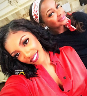 Porsha and Phaedra SFTA
