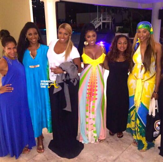 RHOA Group Shot Jamaica 2