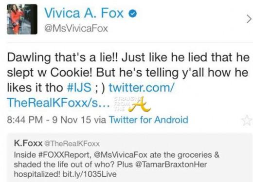 Vivica Fox Tweet 2