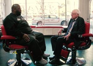 Killer Mike Bernie Sanders 2