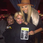 Nene Leakes Takes Final Bow in 'Chicago' on Broadway + #RHOA Cynthia Bailey & Peter Thomas Show Support… (PHOTOS)