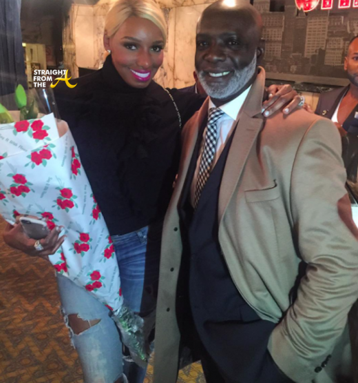 Nene Leakes Peter Thomas 122015
