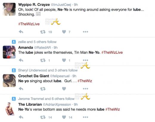 Neyo lube tweets