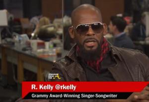 R. Kelly Huffington Post