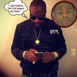Mugshot Mania ~ Aspiring Rapper Arrested For Leaving Mixtape At Rick Ross' House…