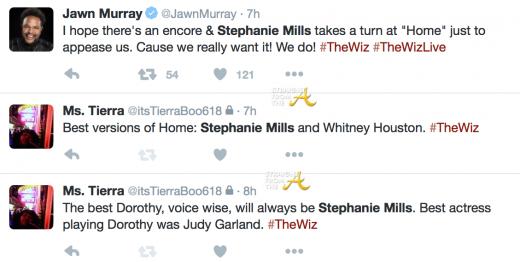 Stephanie mills The Wiz 2