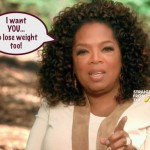Perfect Timing! Oprah Winfrey's Motivational New Weight Watchers Commercial… [VIDEO]