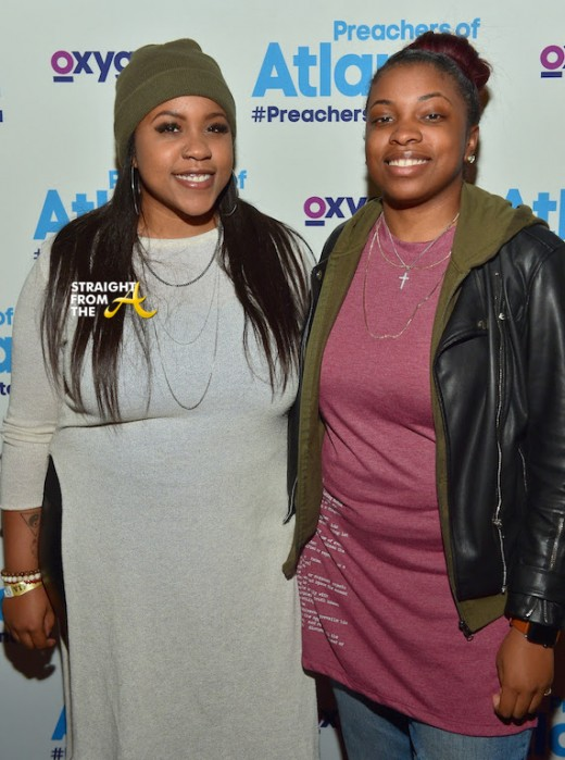 Creflo Dollar's Daughters